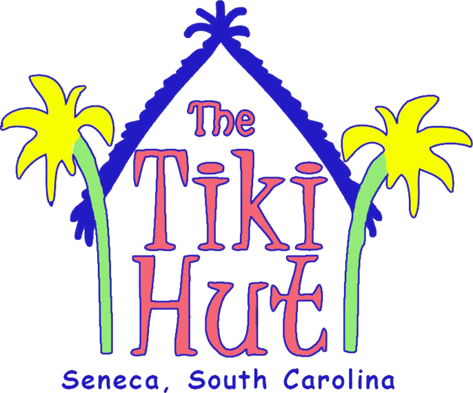 The Tiki Hut. Seneca, South Carolina