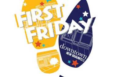 First Friday Downtown New Braunfels