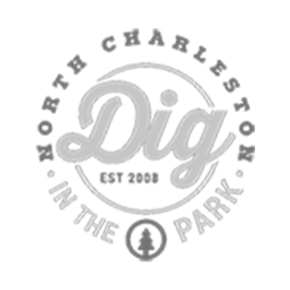 DIG In The Park. North Charleston. EST 2008