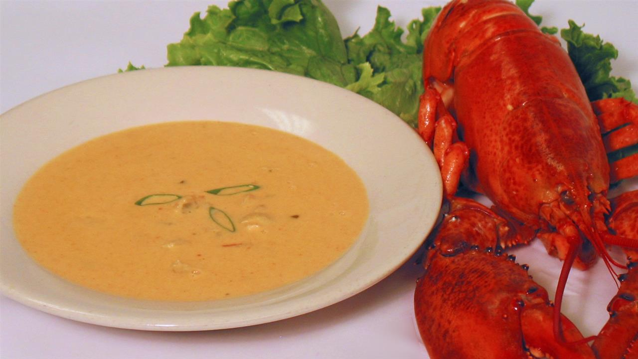 Today's Lobster Bisque
