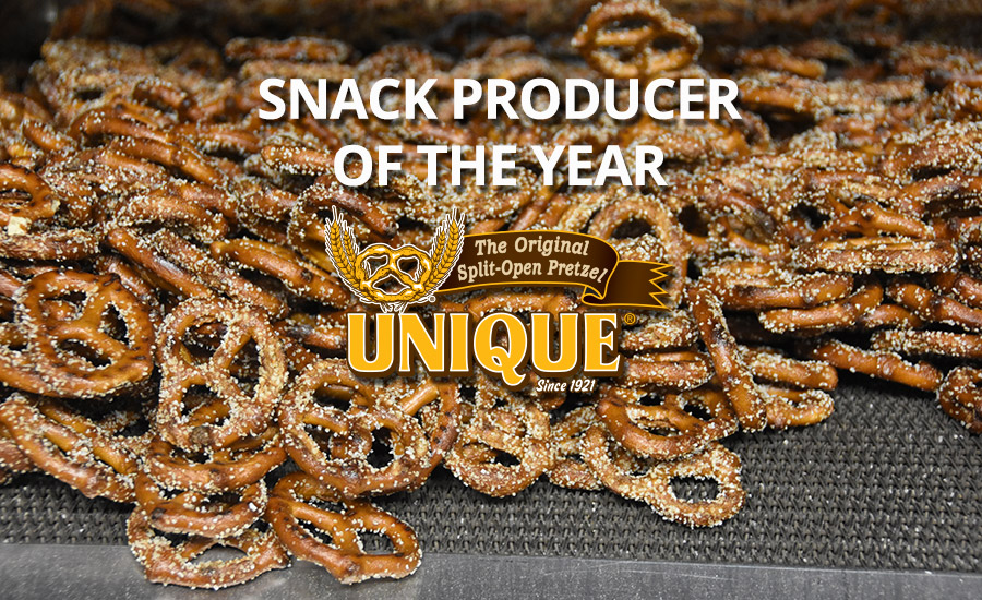 Unique Splits Pretzels