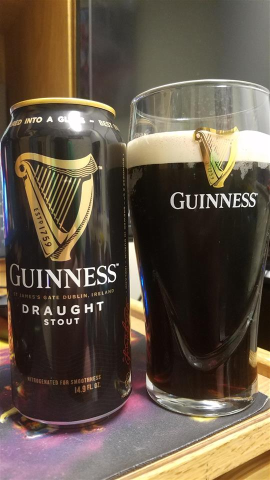 Guinness Draft Can