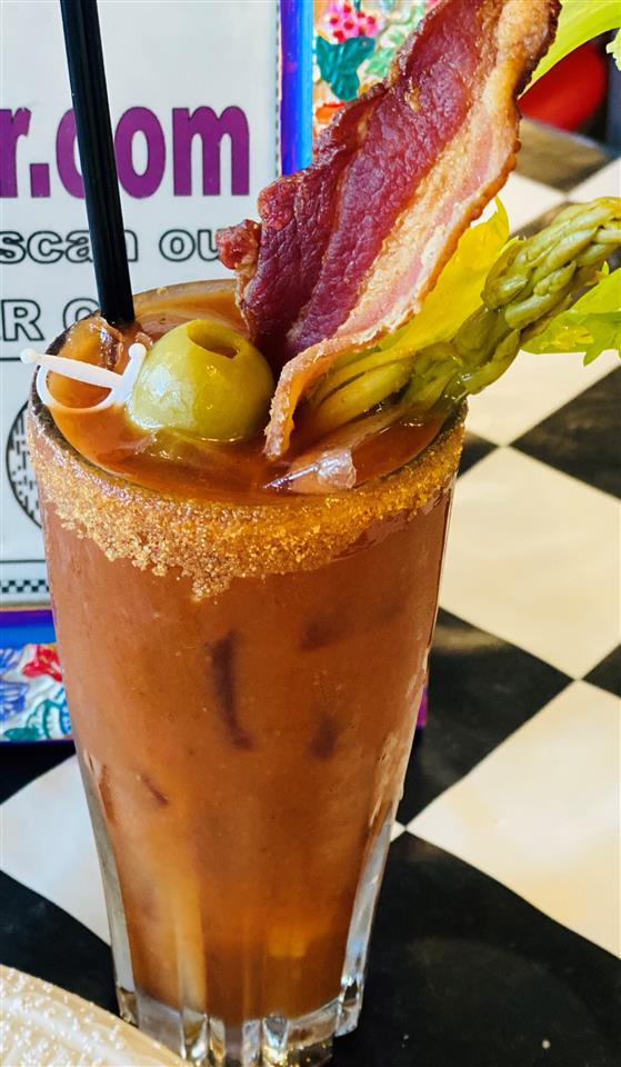 TV's Special Bloody Mary