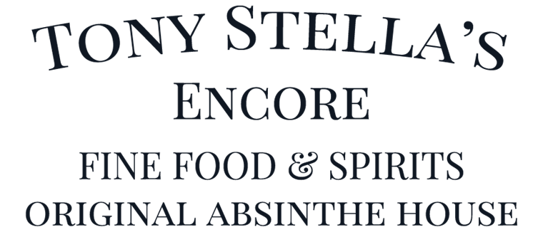 Tony Stella's Encore Fine Food & Spirits Original Absinthe House