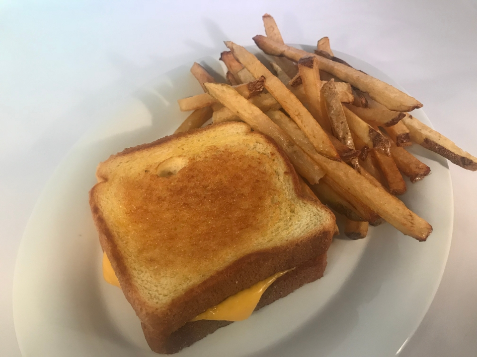 Traditional Grilled Cheese Combo