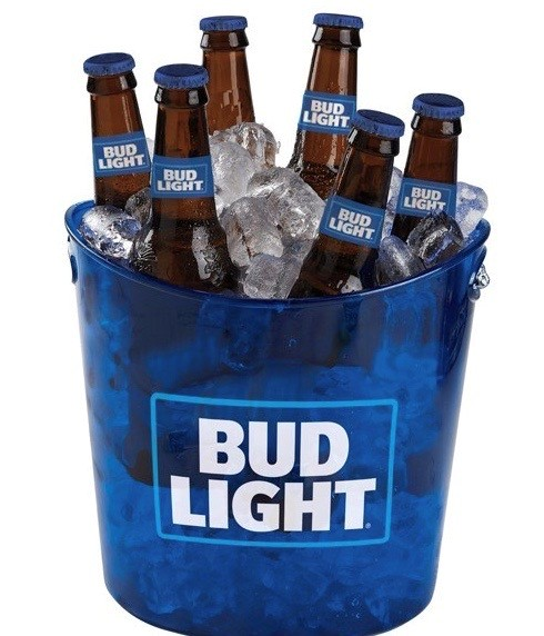 bud light bucket