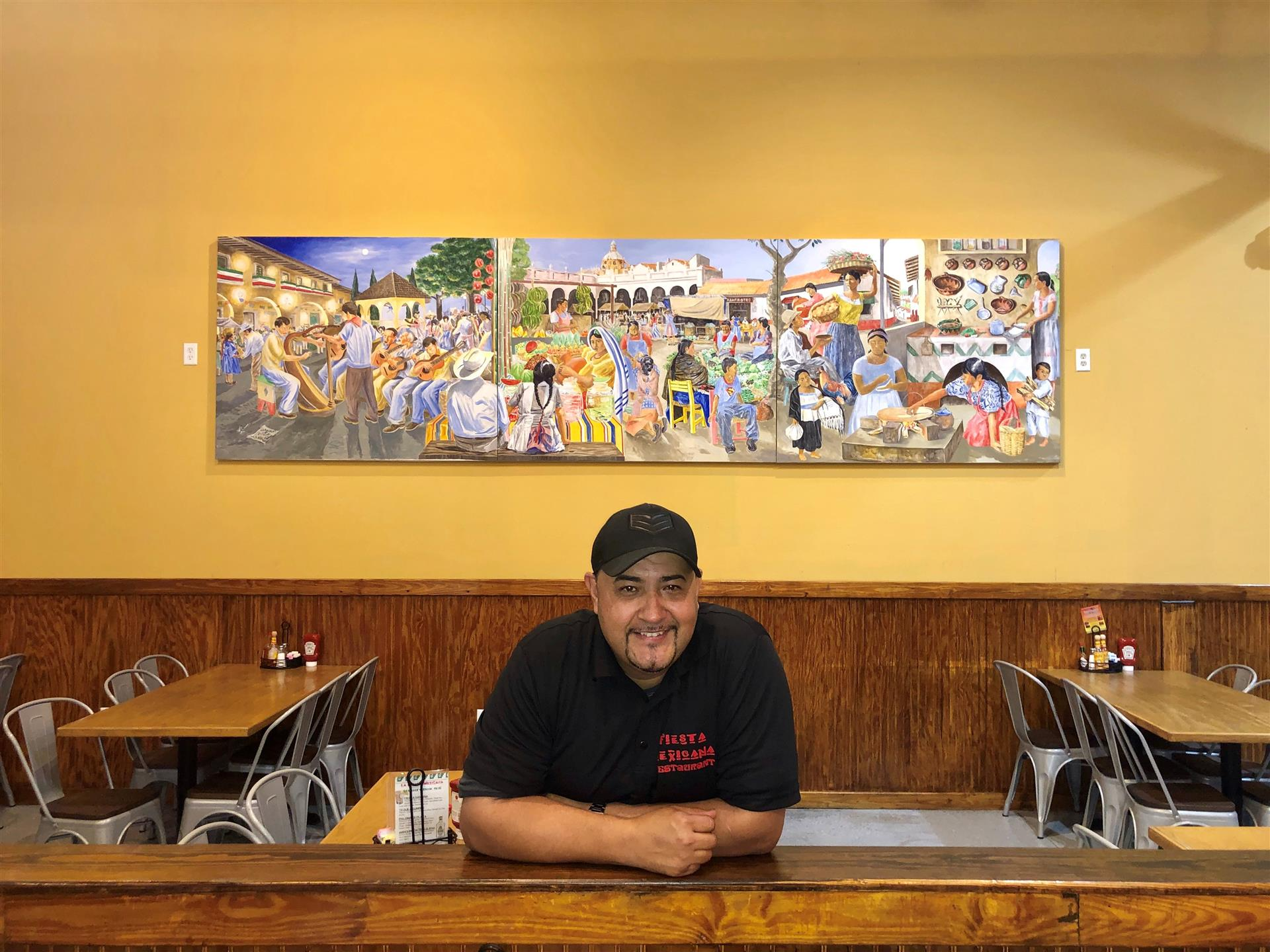 Zaide Hernández  Executive Chef  Owner