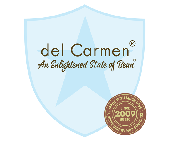 del carmen. an enlightened state of bean. Made with much love since 2009