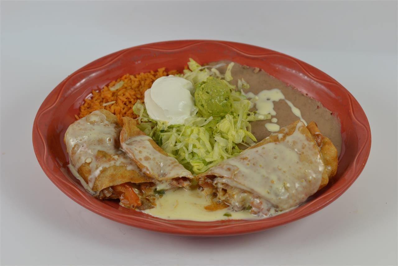 Chimichanga Fajita
