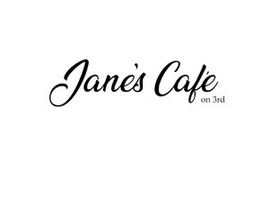 Jane's Cafe on 3rd