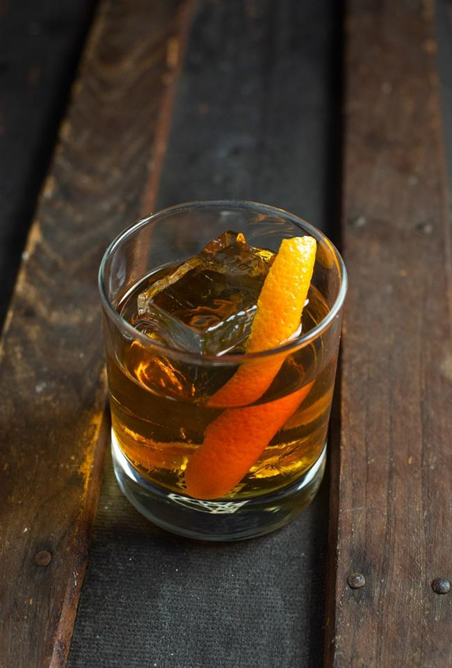 Smokey's Old Fashioned