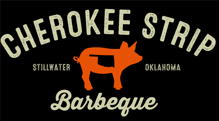 Cherokee Strip Barbeque. Stillwater, Oklahoma
