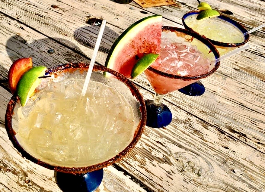 some of our delicious margaritas