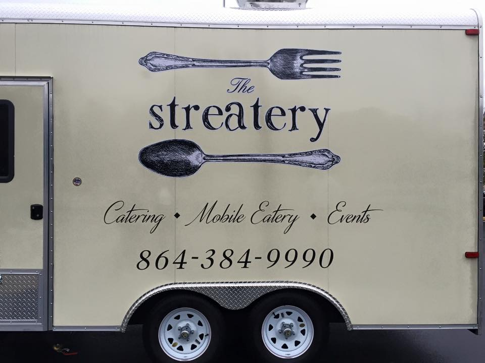 The Streatery food truck