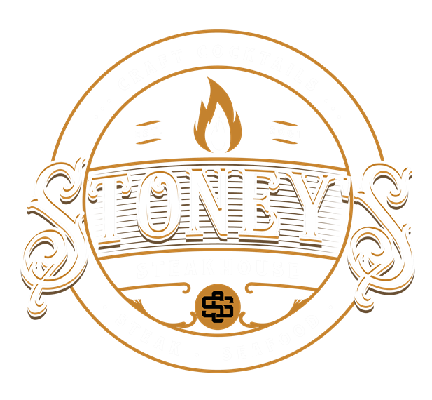 Stoney's Steakhouse. Craft Cocktails. Steak. Seafoo. Established 2001