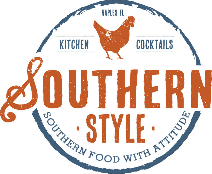 Southern Style. Kitchen Cocktails. Naples, FL. Southern Food with Attitude.