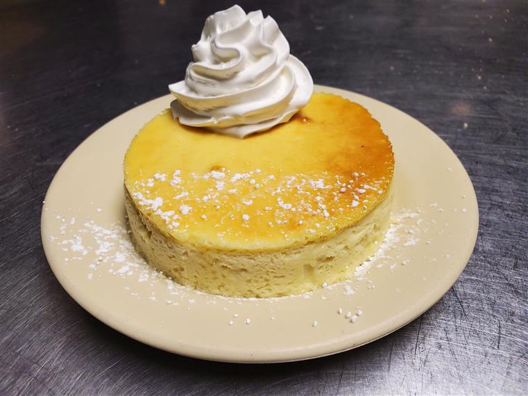 House made Cheese cake