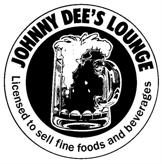 Johnny Dee's Lounge, licensed to sell fine foods and beverages