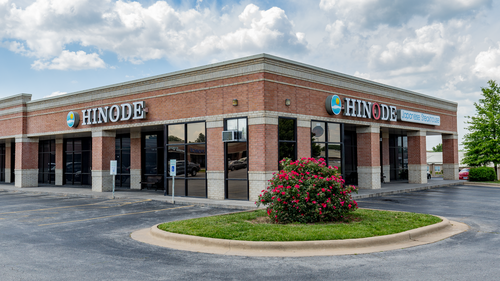 exterior view of the Springfield Hinode location