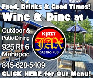 join us for outdoor dining