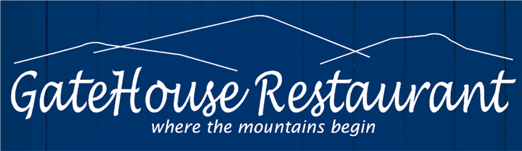 Gatehouse Restaurant.  Where the mountains begin