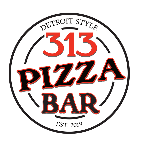 Detroit Style, 313 Pizza Bar, Est 2019