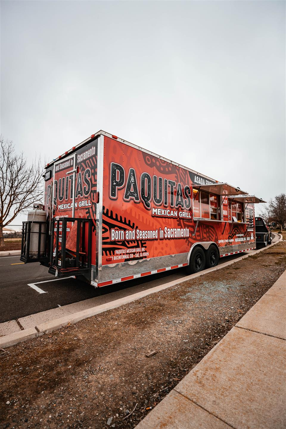Paquita's Mexican Grill Food Truck