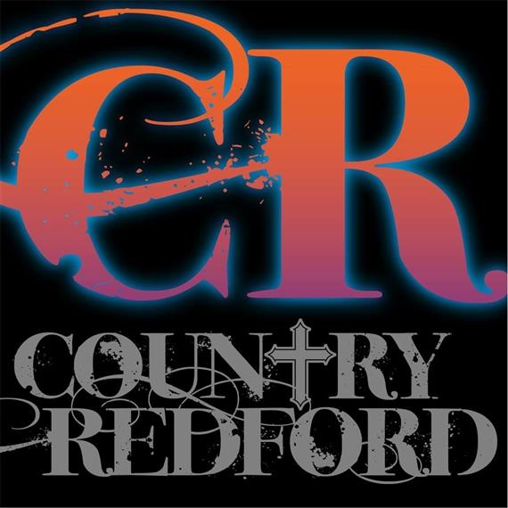 Country Redford  band Logo