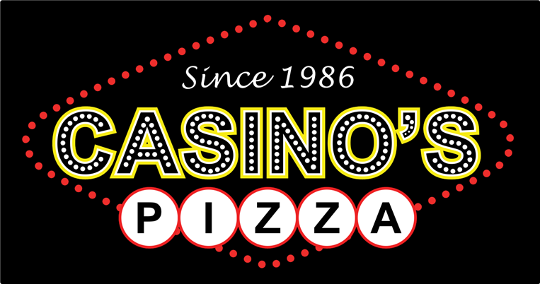 Casino's Pizza, Since 1986