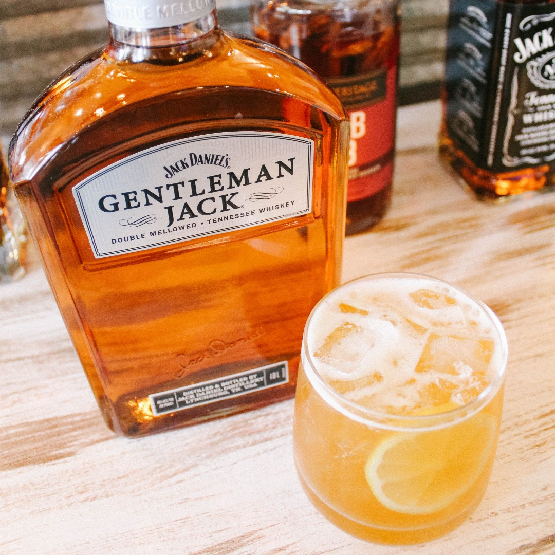 Gentlement Jack Lemonade