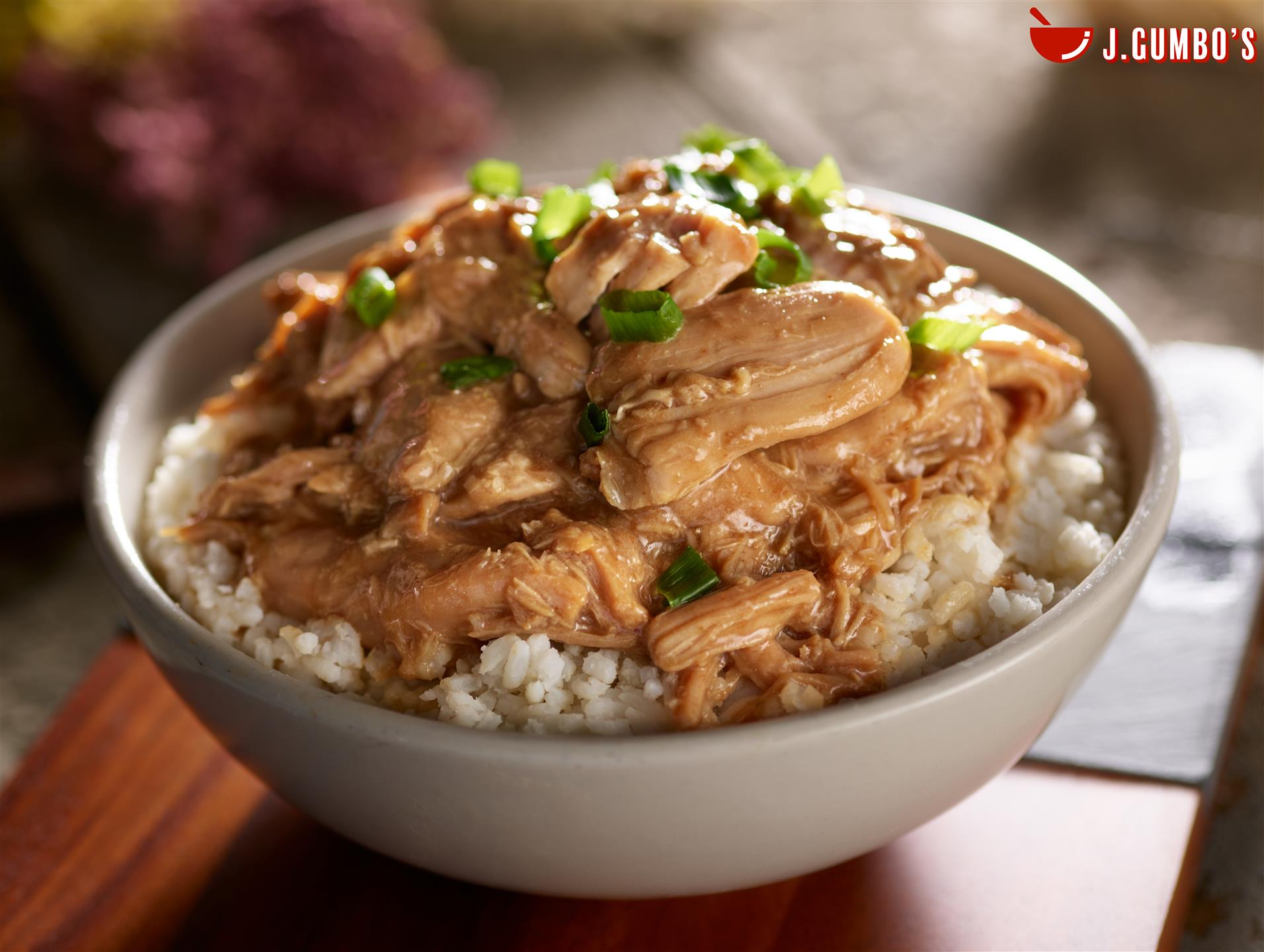 Bourbon Street Chicken: Tender Chicken Slow-Cooked In A Lightly Sweet Hoisin Sauce (On The Mild Side)