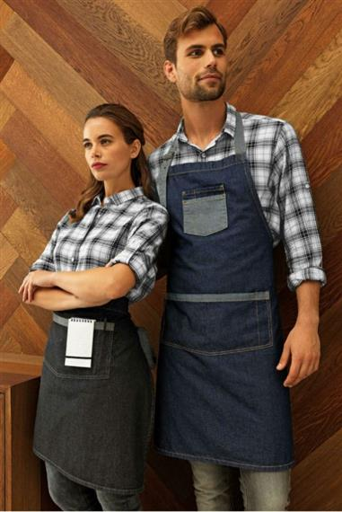 man and women dressed country style