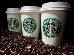 starbuck coffe stations