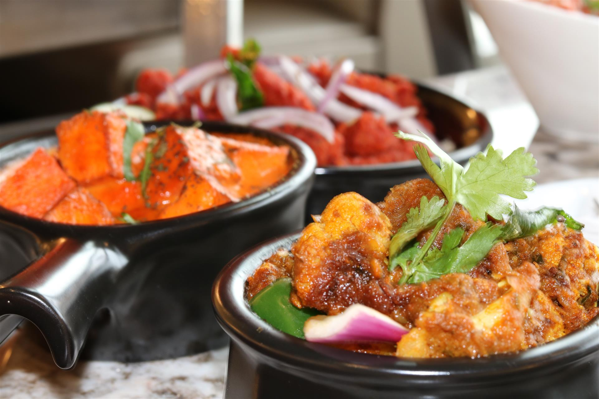 appetizers and paneer