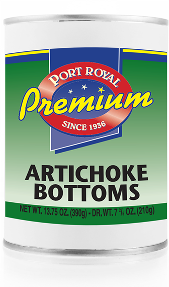 Canned Artichoke Bottoms