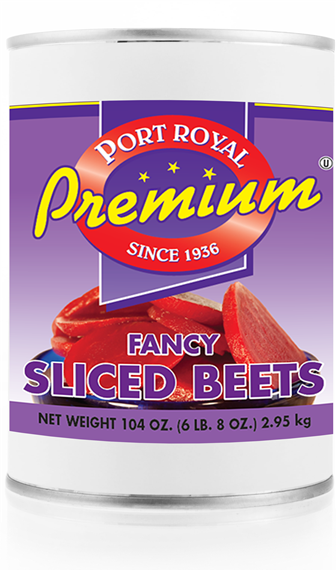 Canned Fancy Sliced  Beets