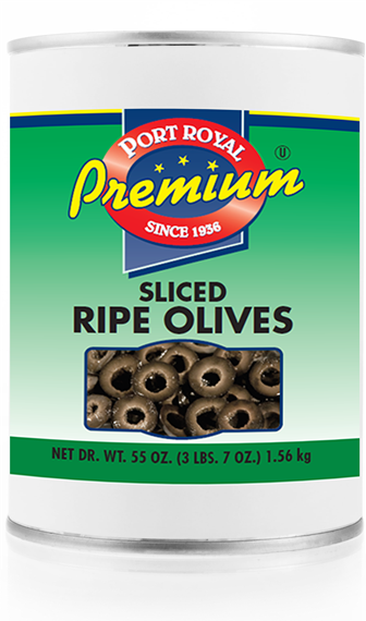 canned Sliced Ripe Olives