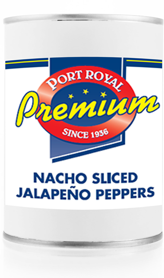 canned Nacho sliced jalapeno peppers