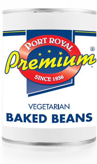 canned Vegetarian Baked Beans