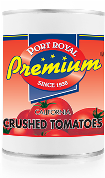 canned California Crushed Tomatoes