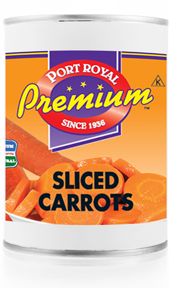 canned Sliced Carrots