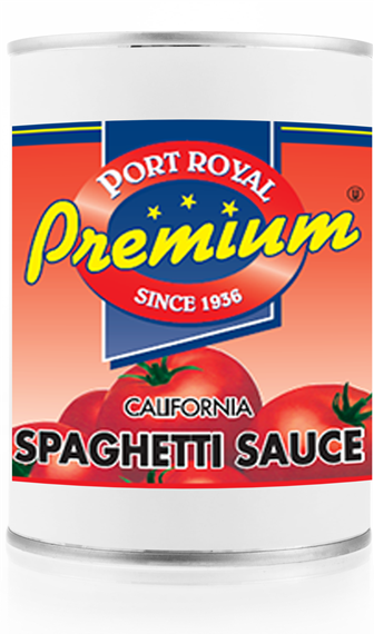 canned california spaghetti sauce