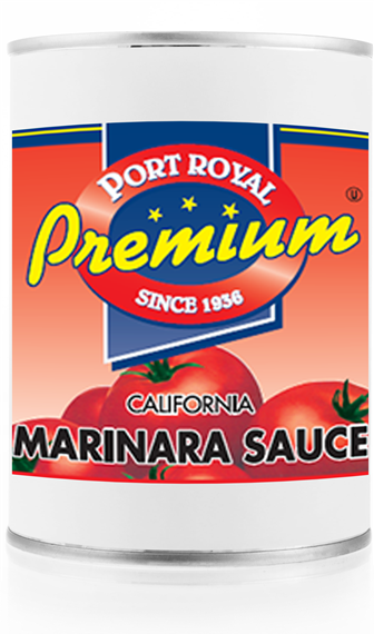 canned California Marinara Sauce