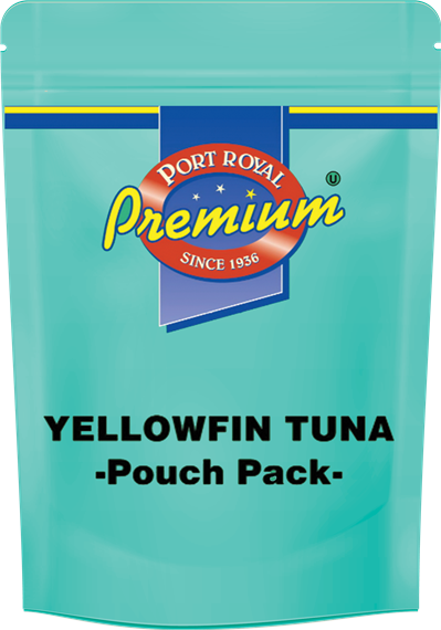 Yellowfin Tuna Pouch Pack