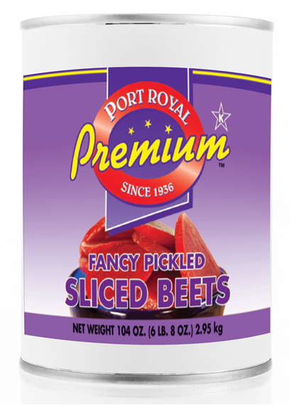 Port Royal Fancy Pickled Sliced Beets