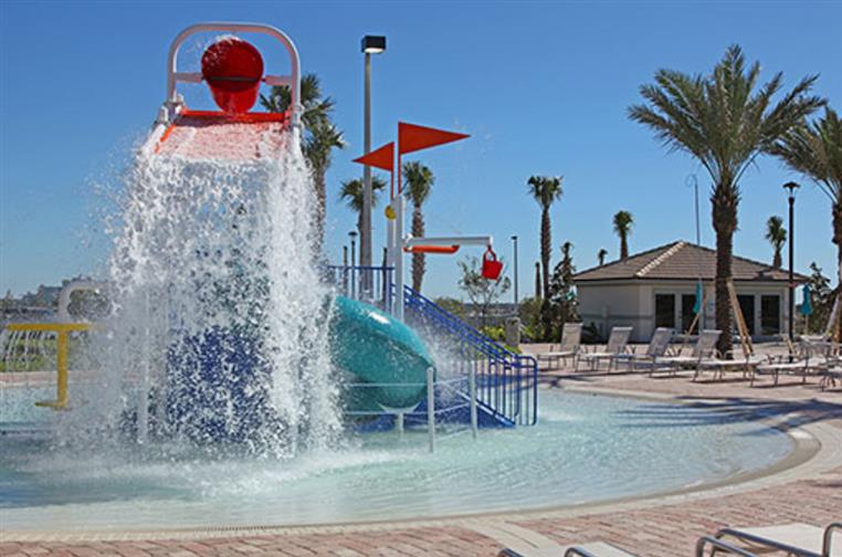 Childrens Splash Zone
