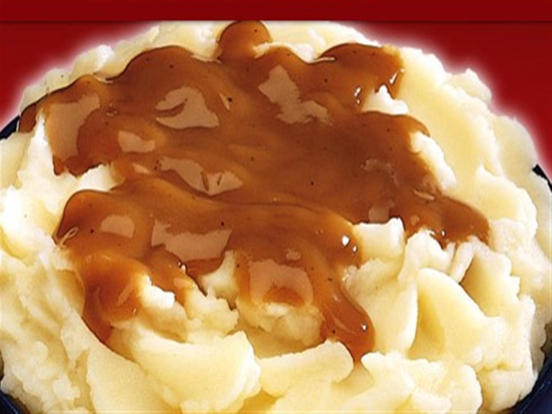 Mashed Taters & Gravy