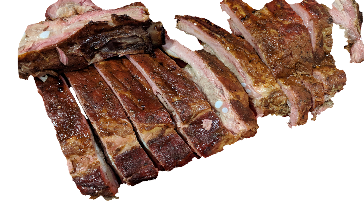 Pork Spare Ribs Full Rack