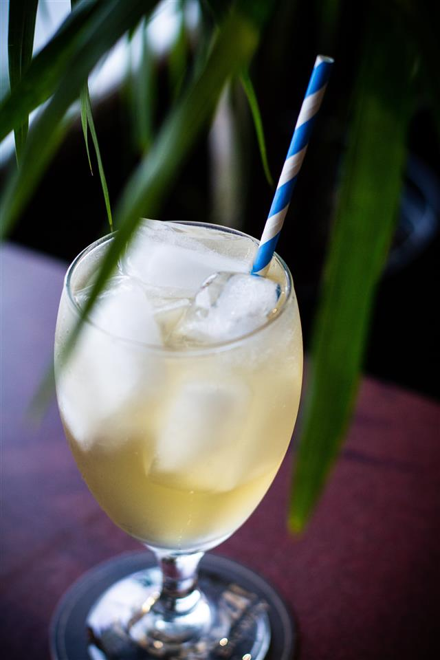 Moscow Mule  Spritzer