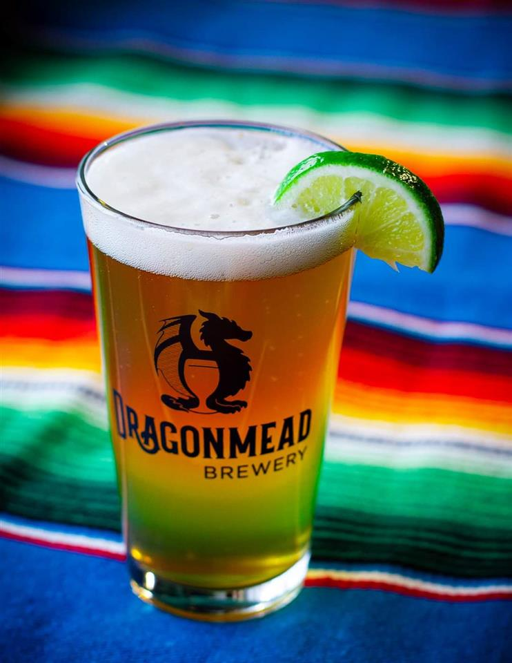 Three Amigas Mexican Lager